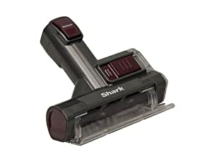 Shark Mini Motorized Brush for Pet Hair, Stairs, Upholstery and Carpet Debris for Use Rocket HV320 Series Vacuums (HVMMB320)