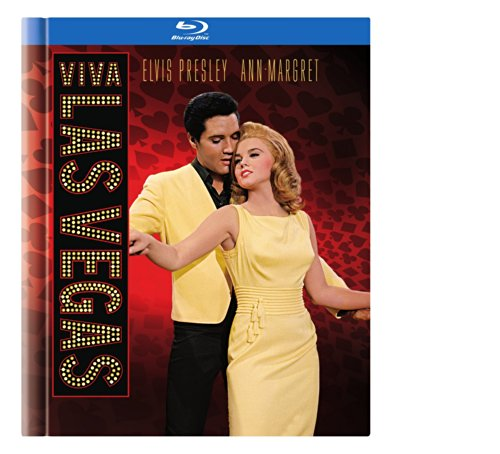Blu-ray : Viva Las Vegas 50th Anniversary (Digibook Packaging)