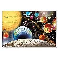 Melissa & Doug Solar System 48 piezas Floor Puzzle