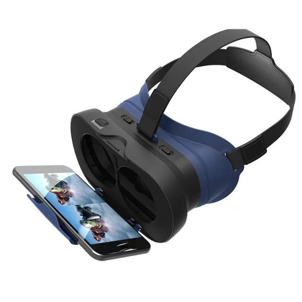 Sdoo VR-GO Box 3D Virtual Reality Travel Glasses,for 4.5-5.5 inches Smartphone, iPhone 6S plus, 6 Plus, 6S, 6, 5S, 5, Samung Galaxy S6,S5,S4 etc. by Sdoo