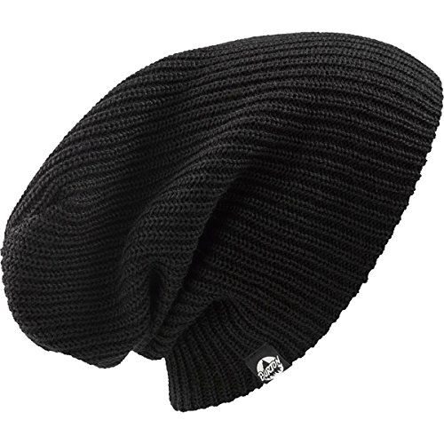 Burton Truckstop Beanie, True Black, One - Burton Black Hat Shopping Results