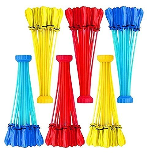 Instant Water Balloons - Color Vary (6 bunches - 200 Total Water Balloons) by ZURU
