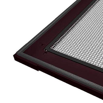 Porte-moustiquaire WIP Porte anti-mouches grillag/ée en alu 120x240 cm anthracite