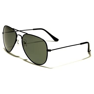 Amazon.com  Air Force Polarized Lenses Classic Aviator Men and Women  Sunglasses  Clothing 07b2a9bd18