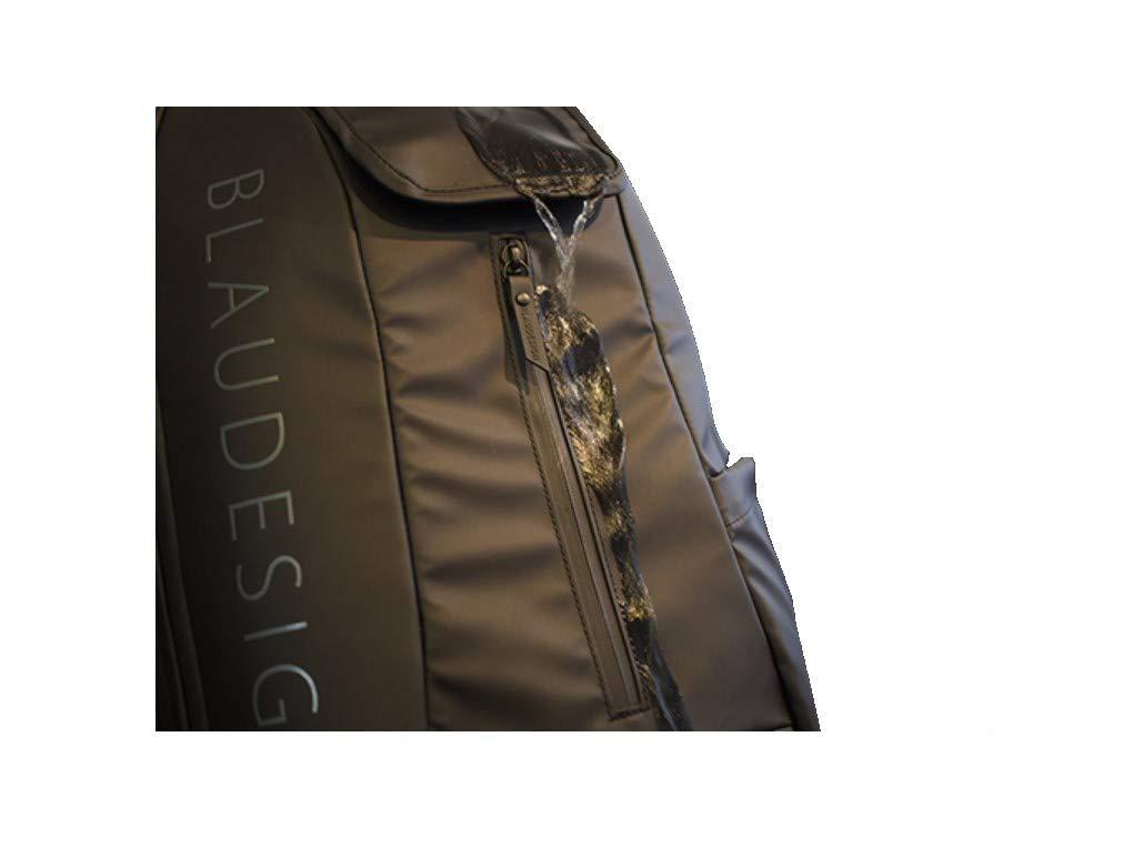 BLAUDESIGN BackpackCity Tourist Black//White
