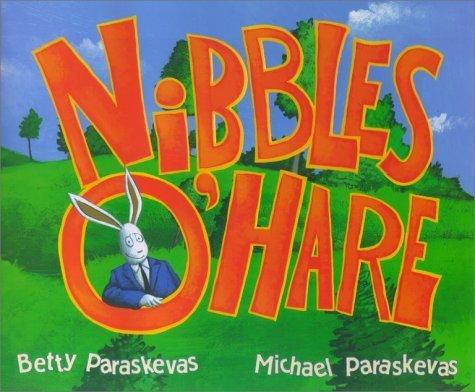 Nibbles O'Hare by Betty Paraskevas - O Shopping Hare