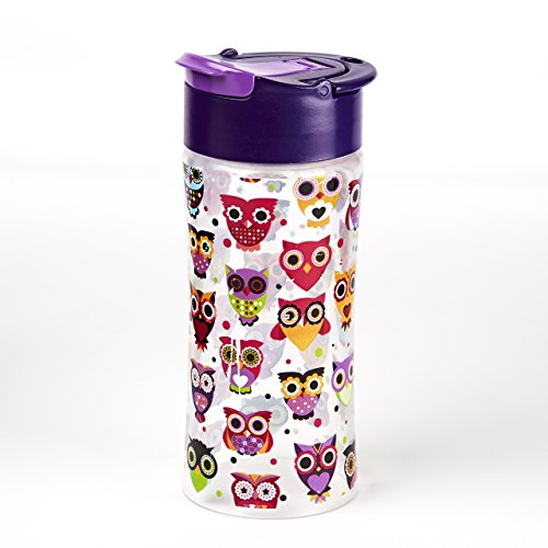 Fit & Fresh Kids' Reusable Water Bottle, Made of BPA Free Tr