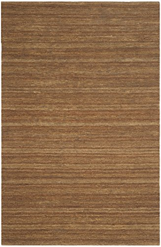 (Safavieh Organica Collection ORG114A Hand-Knotted Gold Wool Area Rug (8' x)