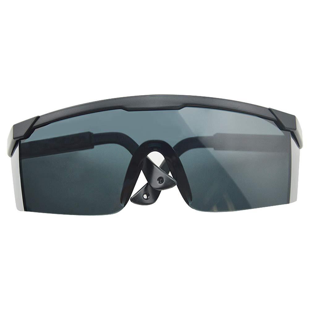 Multifunción Soldadura Industrial Gafas De Soldadura Antideshoje Gafas De Seguridad Antideslumbrante Anti-Polvo Anti-Salpicaduras Protección Para Los Ojos ...