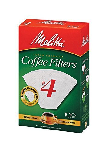 coffee filter 4 white - 3