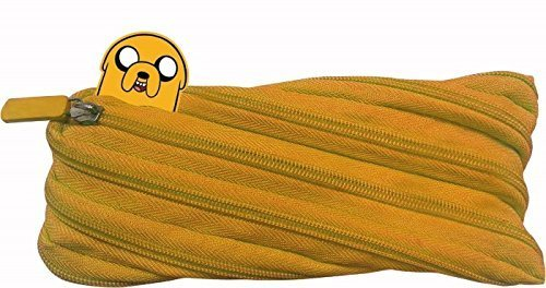 Price comparison product image Adventure Time Jake Novelty Zip Pencil Case