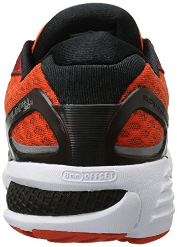 Saucony Triumph Iso 2, Zapatillas de Running Hombre True Red Deep Orange
