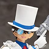Figma Detective Conan Kaito Kuroba Kaito Kid ABS PVC Freeing Figure Kid The Phantom Thief