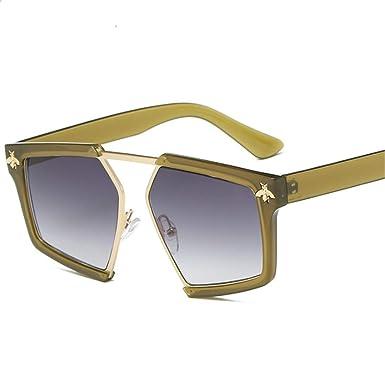 dfjd Gafas De Sol De Moda Tendencia Gafas De Sol Con Montura ...