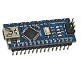 Mini Nano V3.0 ATmega328P Microcontroller Board w/USB Cable For Arduino