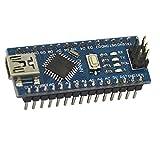Mini Nano v3. 0 ATmega328P Microcontroller Board w/USB-Kabel für Arduino