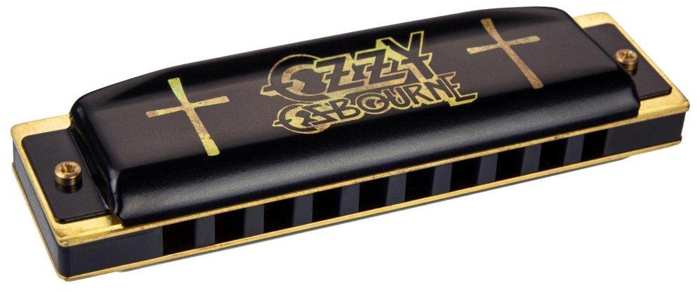 Hohner Ozzy Osbourne Harmonica - Key of C