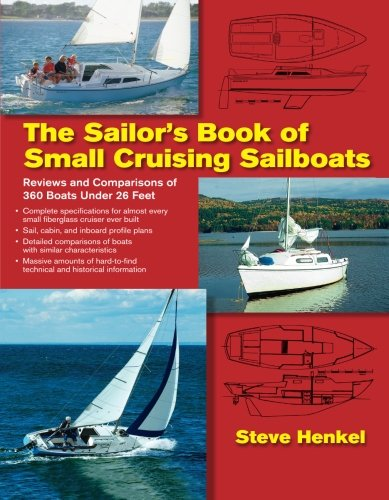 The Sailor's Book of Small Cruising Sailboats: Reviews and Comparisons of 360 Boats Under 26 Feet by International Marine/Ragged Mountain Press