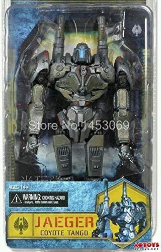 Movie Pacific Rim Jaeger Coyote Tango 7