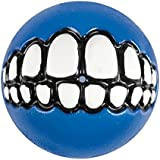 Rogz Fun Dog Treat Ball in various sizes and colors, Large, Blue