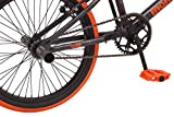 "Mongoose 2019 20"" Outerlimit BMX Bike, Dark"