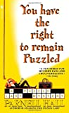 You Have the Right to Remain Puzzled (Puzzle Lady Mysteries (Paperback))
