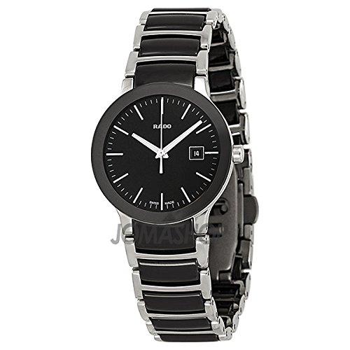 Rado Rado Centrix Negro Dial Bicolor Cerámica Damas Reloj R30935162
