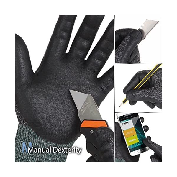 DEX FIT Work Gloves 5
