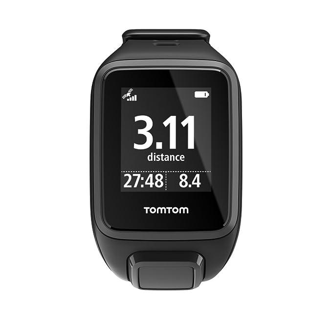 Amazon.com: Reloj fitness TomTom Spark con GPS, y ...