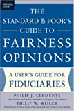 img - for The Standard & Poor's Guide to Fairness Opinions book / textbook / text book