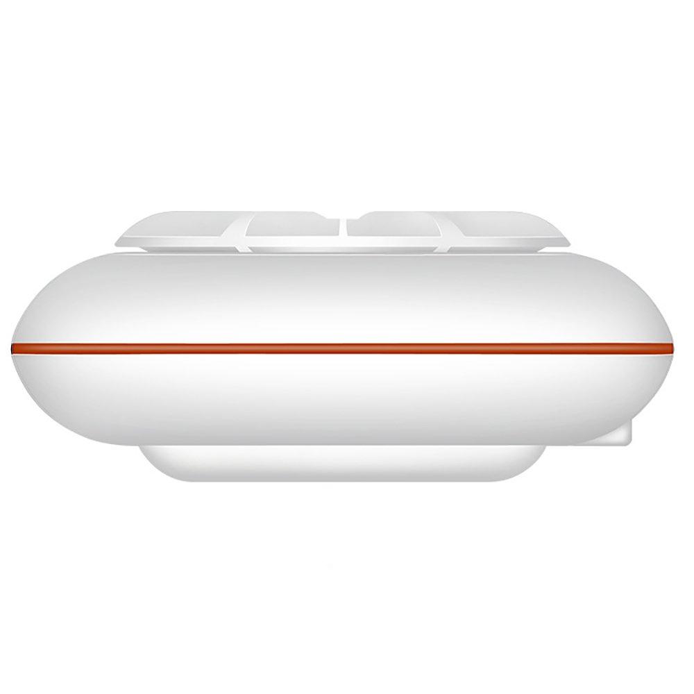 QETU Portable Ultrasonic Washing Machine,Multi-Function USB Mini Washing Machine, Suitable For Home-Travel, Kids Washing Machine,Red