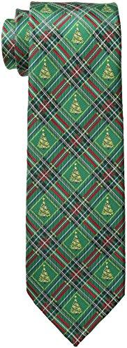 Hallmark Mens Plaid Tree Necktie product image