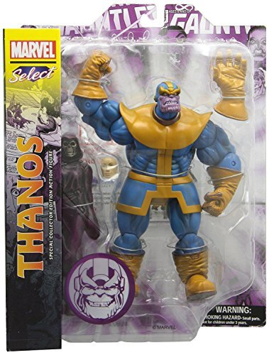 Marvel Select action figure Thanos (Resale) / MARVEL SELECT THANOS [parallel import goods] Diamond Select