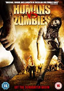 NEW Humans Vs Zombies (DVD)