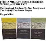 img - for Fergus Millar's Rome, the Greek World, and the East, Omnibus E-book: The Landmark 3-Volume Set That Transformed The Study Of The Roman Empire (Studies in the History of Greece and Rome) book / textbook / text book