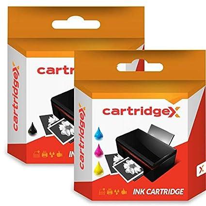 Cartridgex - Cartucho de Tinta Compatible con HP 336 y 342 Deskjet ...