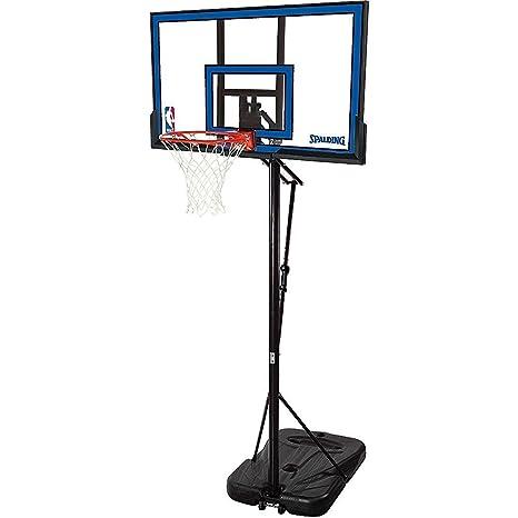 Spalding NBA - Balón de Baloncesto de policarbonato 54