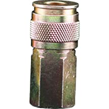 Bostitch BTFP72321 Universal 1/4-Inch Series Coupler Push-To-Connect with 1/4-Inch NPT Female Thread