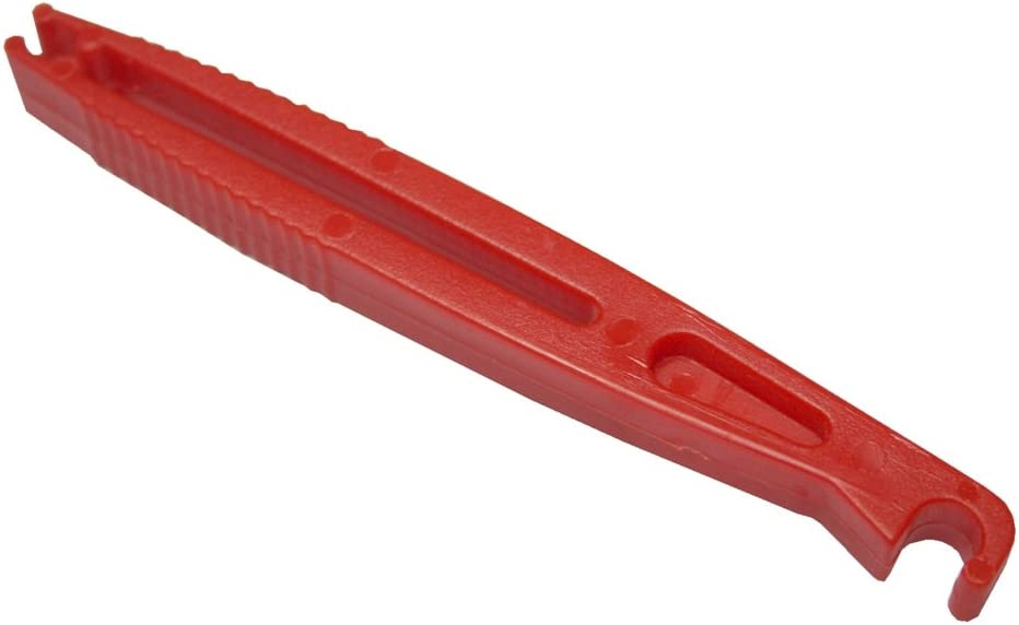 B2q Sicherungszieher Puller Glassicherung Kfz Sicherung Rot 0061 Küche Haushalt