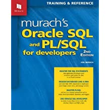 Murach's Oracle SQL and PL/SQL for Developers