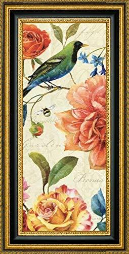 19.25 Inch Cream - Rainbow Garden VI - Cream by Lisa Audit - 19.25