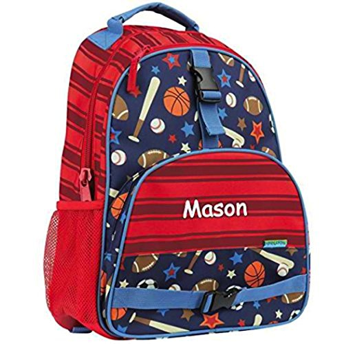 School Personalized (Personalized Trendsetter Backpack (Sports))