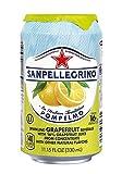 San Pellegrino Pompelmo Sparkling Grapefruit Juice (24 x 330ml Cans)