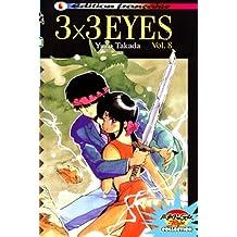 3x3 Eyes T.08