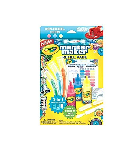 Crayola Marker Refill Pastel Colors