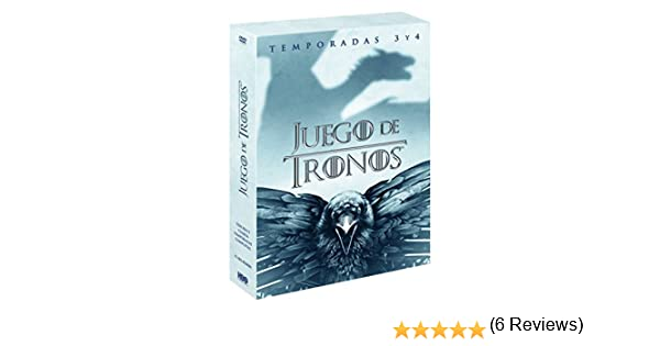 Pack Juego De Tronos Temporada 3-4 [DVD]: Amazon.es: Lena Headey ...