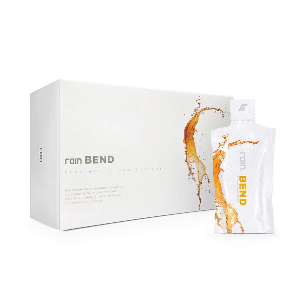 BEND Antioxidant Supplement Powerful Superfood Curcumin Joint Pain Relief Reduces Inflammation and Slows Aging / Seed-Based Non-GMO Organic Easy Open and Ready To Drink Pouches (1 Ounce) 30 Per Box