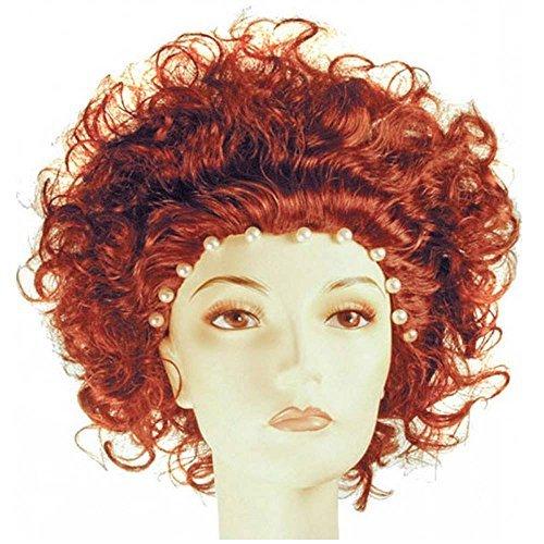 Queen Elizabeth Halloween Costumes (Morris Costumes Queen Elizabeth I Wig)