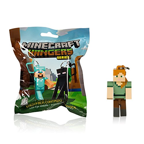 "Minecraft 3"" Figure Hangers Blind Pack, Series 2"