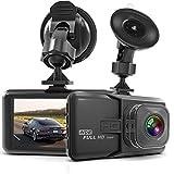 #8: Dash Cam,SASRL Dash Camera for Cars with Full HD 1080P 170 Degree Super Wide Angle Cameras, 3.0